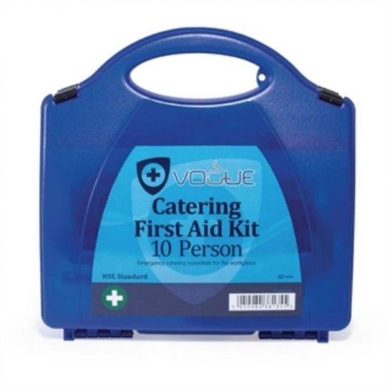 Vogue HSE First Aid Kit Catering 10 Person URO GK093