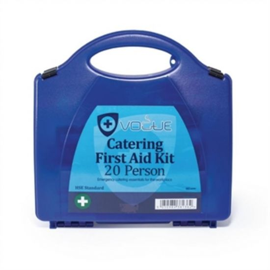 Vogue HSE First Aid Kit Catering 20 Person URO GK094