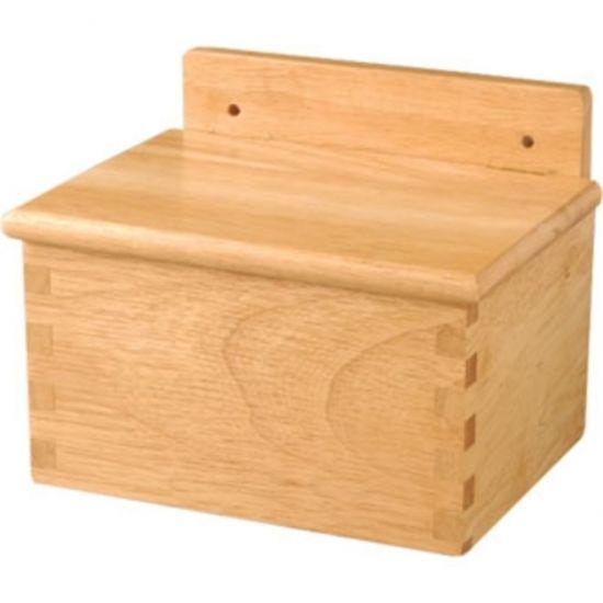 Vogue Wooden Salt Box URO J119