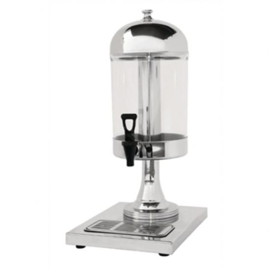 Olympia Single Juice Dispenser With Drip Tray URO J183