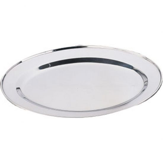 Oval Serving Tray 24in URO K369