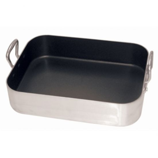 Vogue Aluminium Non Stick Roasting Pan URO S364