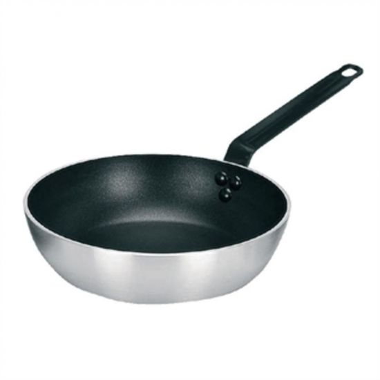 Vogue Non Stick Aluminium Flared Saute Pan 280mm URO T299