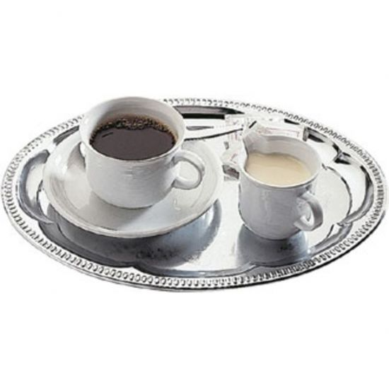 Coffee House Tray - Oval, 30 X 22cm URO T765