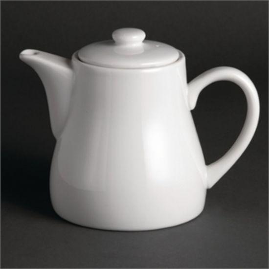 Olympia Whiteware Teapots 795ml 28oz Box of 4 URO U823