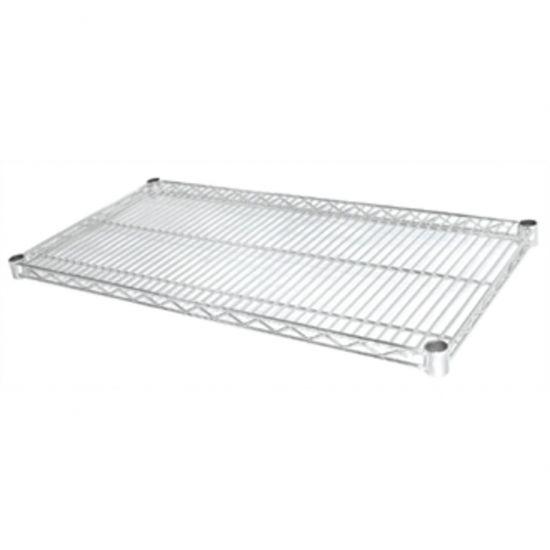 Vogue Chrome Wire Shelves 1220x610mm. Pack Of 2 URO U893