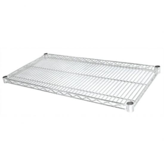 Vogue Chrome Wire Shelves 1525x610mm. Pack Of 2 URO U894