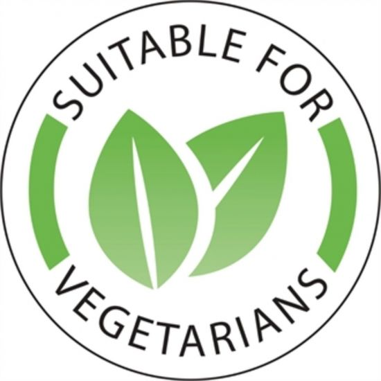 Vegetarian Labels URO U913