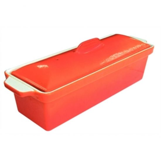 Vogue Orange Pate Terrine Mould 1.3Ltr URO W455