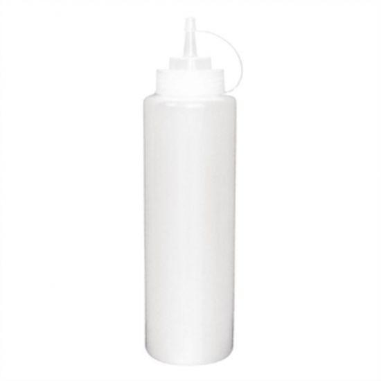 Vogue Clear Squeeze Sauce Bottle 35oz URO W832