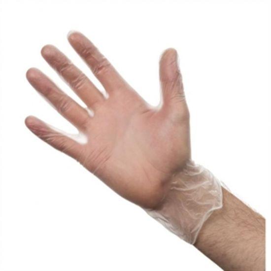 Powder Free Vinyl Gloves XL URO Y247-XL