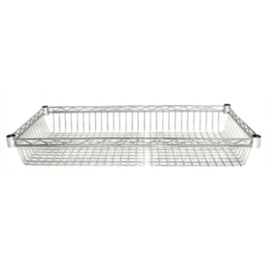 Vogue Chrome Baskets 915mm Pack Of 2 URO Y495