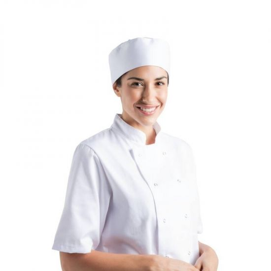 Chef Works Cool Vent Beanie White URO A703