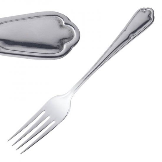 Olympia Dubarry Table Fork Box of 12 URO C139