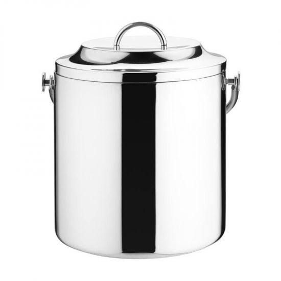 Olympia Ice Bucket With Lid 2 Ltr URO C569