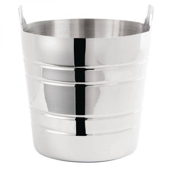 Olympia Stainless Steel Wine Bucket Polished URO C578