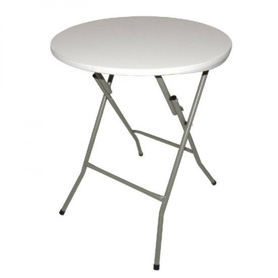Bolero Foldaway Round Table 600mm URO CA998