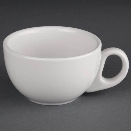 Athena Hotelware Cappuccino Cups 8oz Box of 24 URO CC201