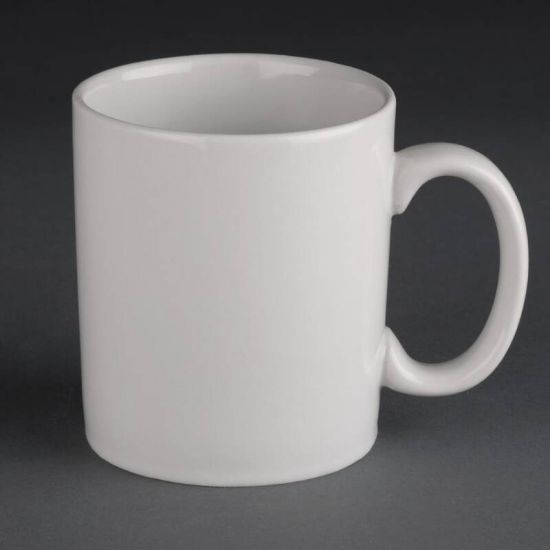 Athena Hotelware Mugs 10oz Box of 12 URO CC203