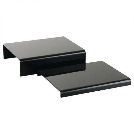 Buffet Step Display 75mm High URO CC450