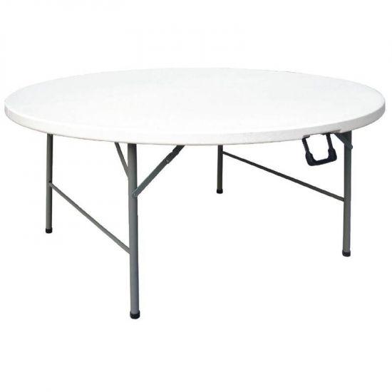5ft Diameter Round Centre Folding Table URO CC506