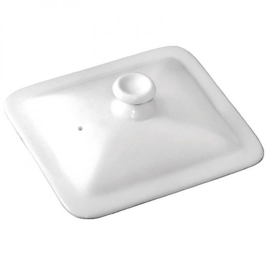 Olympia Whiteware Gastronorm Lid 1/6 Size URO CD721