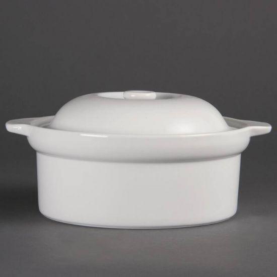 Olympia Round Casserole Pot 1.7Ltr URO CD731