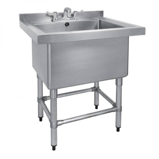 Vogue Stainless Steel Deep Pot Wash Sink URO CE141