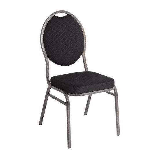 Bolero Oval Back Banquet Chair (Pack Of 4) URO CE142
