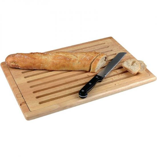 APS Thick Slatted Wooden Chopping Board URO CF029