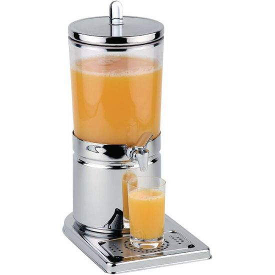 APS Stainless Steel Juice Dispenser Single URO CF064