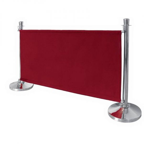 Bolero Red Canvas Barrier URO CF138