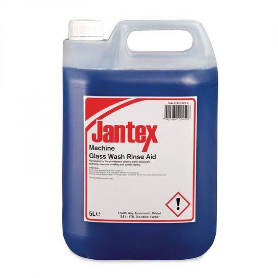 Jantex Glass Wash Rinse Aid URO CF979