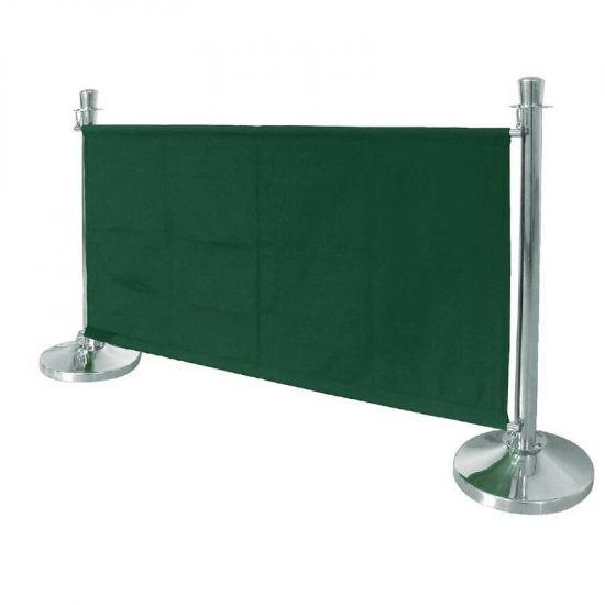 Bolero Green Canvas Barrier URO CG222
