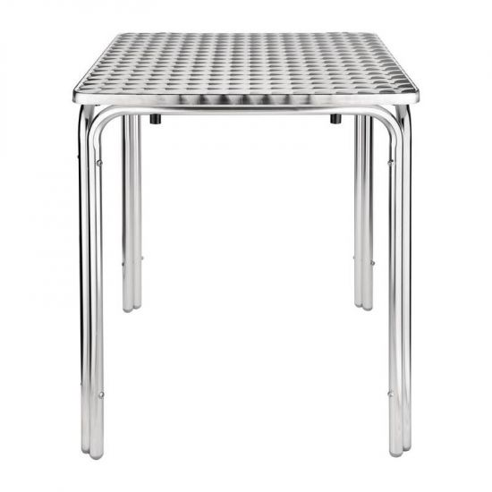 Bolero Square Leg Table 600mm URO CG837