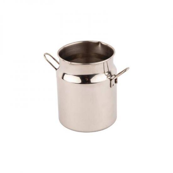 Mini Milk Churn Stainless Steel Large URO CL202