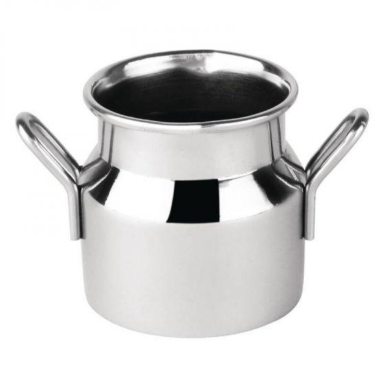 Mini Milk Churn Stainless Steel Small URO CL203
