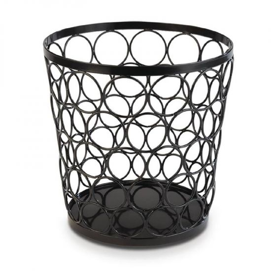 APS+ Metal Basket Black 210 X 210mm URO CN091