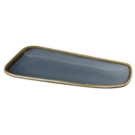 Olympia Kiln Small Platter Ocean 260mm Box of 6 URO CP950