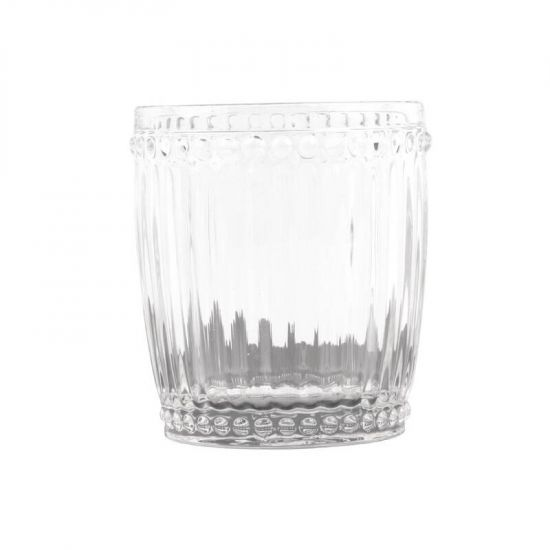 Olympia Baroque Whiskey Glass Clear 325ml Box of 6 URO CW397