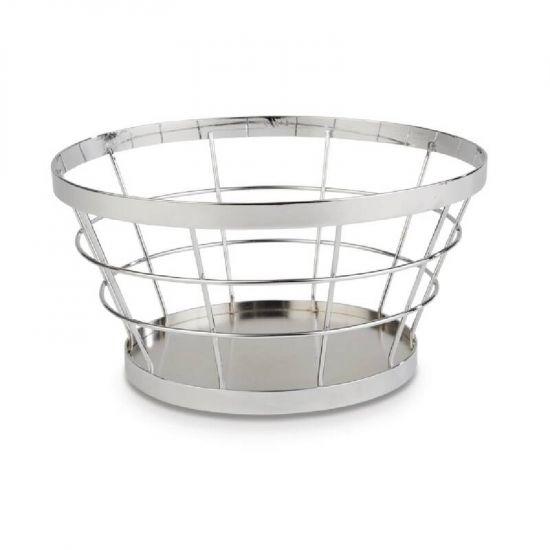 APS Plus Metal Basket Chrome 110 X 210mm URO CW695