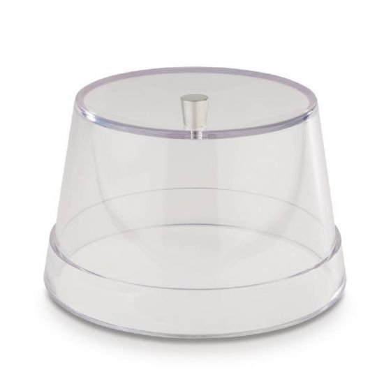 APS Plus Bakery Tray Cover Clear 185mm URO DE550