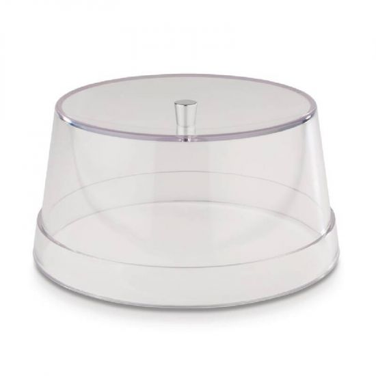 APS Plus Bakery Tray Cover Clear 235mm URO DE551