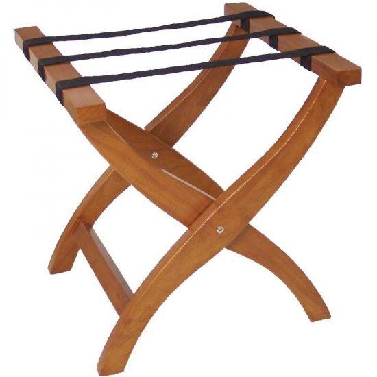 Bolero Wooden Suitcase Stand URO DL018