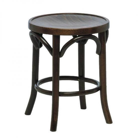 Bentwood Low Pub Stools (Pack Of 2) URO DL462