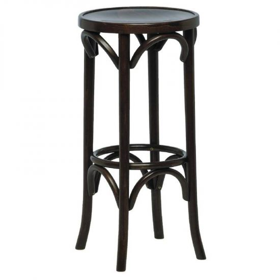 Bentwood High Pub Stools (Pack Of 2) URO DL463
