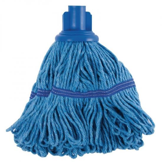 Jantex Bio Fresh Socket Mop Blue URO DN823