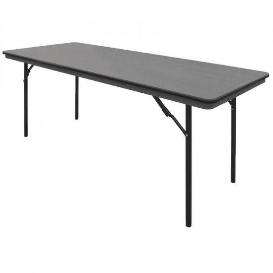 Bolero ABS Folding Banquet Rectangular Table 6ft URO GC596