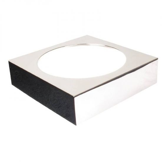 APS Frames Stainless Steel Large Square Buffet Bowl Box URO GC919