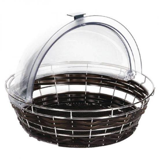 APS Frames Polyratten Round Basket With Frame URO GC946